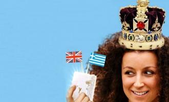 Κατερίνα Βρανά: Η Ελληνίδα με την… φέτα, που σπάει ταμεία