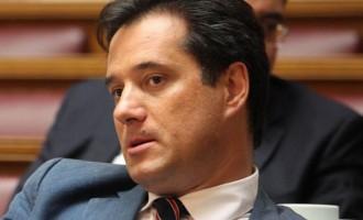 Γεωργιάδης: Να παραιτηθεί ο Χαρδούβελης αν δεν μπορεί να εφαρμόσει τον ΕΝΦΙΑ