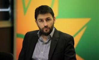 """Ο Ν. Ανδρουλάκης του ΠΑΣΟΚ αποκαλεί τους συγκυβερνήτες του """"χρυσαυγίτες"""""""