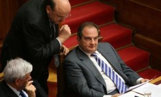 Ο Αντώναρος ξεσπαθώνει στο twitter κατά του ψηφοδελτίου της ΝΔ