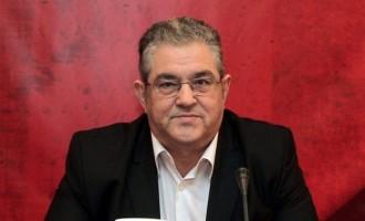 Δ. Κουτσούμπας: Όχι σε συνεργασία με ΣΥΡΙΖΑ – όχι σε Πρόεδρο Δημοκρατίας