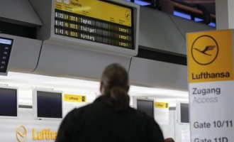 Δεν πετάει για Ισραήλ η  Lufthansa