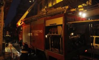 Φωτιά στην καφετέρια του Κώστα Τζαβέλλα