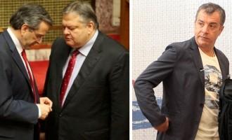 Εκλογές το 2014 και συγκυβέρνηση με ΝΔ, Ελιά και Ποτάμι βλέπει η J. P. Morgan