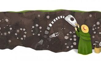Η Google τιμά την παλαιοντολόγο Mary Anning