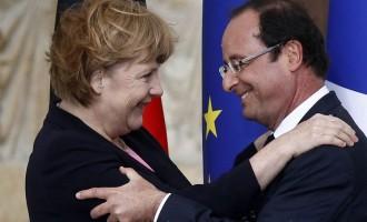 Ολάντ και Μέρκελ θέλουν να «κατανοήσουν» τις ελληνικές θέσεις