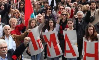 Οι απεργίες και οι συγκεντρώσεις της Πρωτομαγιάς