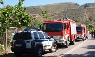 Προσοχή! Υψηλός κίνδυνος πυρκαγιάς την Παρασκευή σε Λέσβο, Χίο, Σάμο και Ικαρία