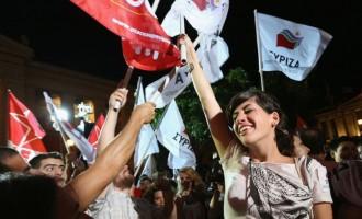 Δημοσκόπηση: Μπροστά ο ΣΥΡΙΖΑ με 2,5%