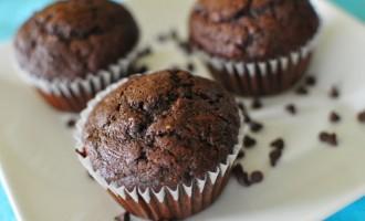 Μάφινς σοκολάτας