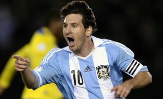 Μουντιάλ: Αργεντινή – Ιράν  1-0