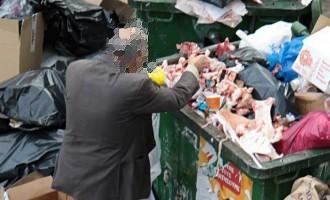 Ανδραβίδα: 49χρονος πέθανε επειδή έτρωγε από τα σκουπίδια