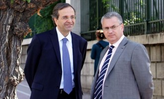 Ο Μαρκόπουλος υπέρ Σαμαρά και κατά υπουργών που δεν… διαβάζουν Σαμαρά