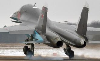 Έφτασαν στο Ιράκ τα 5 πρώτα ρωσικά μαχητικά αεροσκάφη