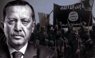 Ο Ερντογάν πίσω από το Ισλαμικό Κράτος και τη Χαμάς
