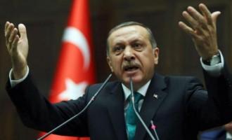 Ο Ερντογάν θα επιστρέψει τελικά το βραβείο που του έδωσαν οι Εβραίοι των ΗΠΑ