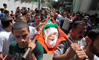 Νέο αίμα μικρών παιδιών χύθηκε τα ξημερώματα στη Γάζα