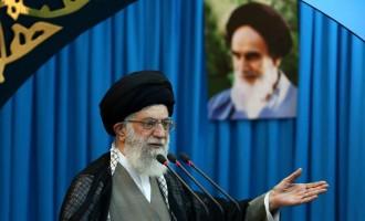 Χαμενεΐ: Δημοψήφισμα για διάλυση του σιωνιστικού κράτους