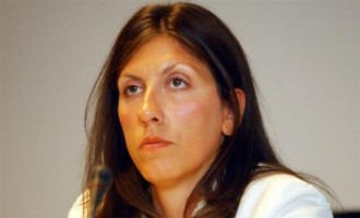 ΝΔ: Απαράδεκτη η παρουσία της Κωνσταντοπούλου στο Μαξίμου