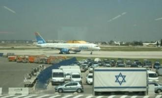 Ξεκινούν πάλι οι πτήσεις στο αεροδρόμιο του Τελ Αβίβ