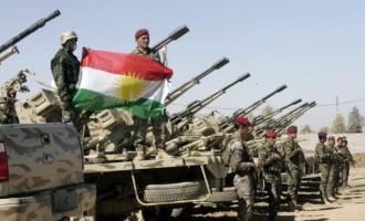 Οι Κούρδοι έδιωξαν το Ισλαμικό Κράτος από δύο πόλεις