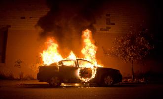 Πάτρα: Αυτοκτόνησε πυρπολώντας το αυτοκίνητό του