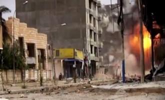 Ισλαμικό Κράτος: Επίθεση αυτοκτονίας από ανήλικο αγόρι (βίντεο)