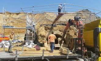 Αμφίπολη: Μετά το όρυγμα αποκαλύπτονται και νέα μυστικά του τύμβου