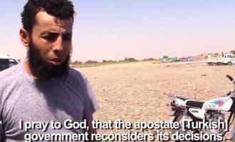 Ισλαμικό Κράτος: Ανοίξτε το φράγμα αλλιώς θα έρθουμε στην Κωνσταντινούπολη