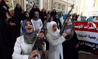 Σοκ στην Ισπανία: Συνέλαβαν 2 κοπέλες που θα έκαναν ιερό πόλεμο (φωτογραφία)