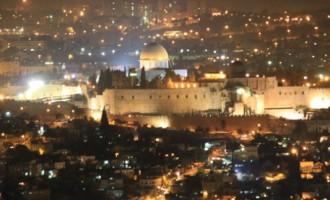 Το Ισραήλ χαιρέτησε την ιστορική απόφαση του προέδρου Τραμπ για την Ιερουσαλήμ