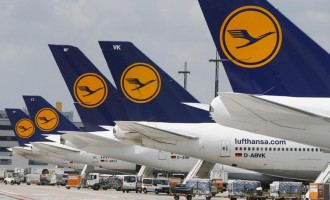Lufthansa: Καμία πτήση πάνω από το Ιράκ