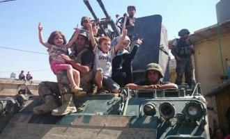 Ο στρατός του Λιβάνου πήρε πίσω την Αρσάλ από τους τζιχαντιστές