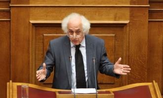 Ο Αντώνης Ρουπακιώτης υπηρεσιακός υπουργός Εσωτερικών