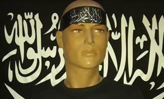 Ο Ερντογάν περνά στη β΄ φάση: Κατάστημα στην Πόλη πουλάει σουβενίρ τζιχαντιστών