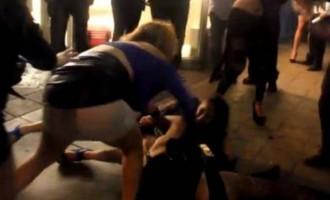Αχαΐα: Πιάστηκαν στα χέρια σε συναυλία του Χριστοδουλόπουλου