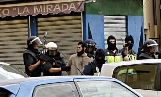 Εξαρθρώθηκε πυρήνας τζιχαντιστών σε ισπανικό εδάφος