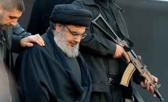Η Χεζμπολάχ διαφωνεί με τις επιδρομές των ΗΠΑ στη Συρία