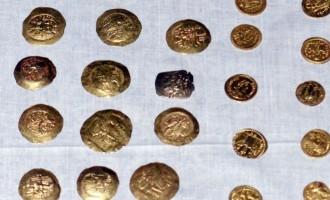 Οι Ιταλοί μας επέστρεψαν 80 αρχαία νομίσματα