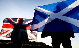 Οι πολίτες της ΕΕ αισθάνονται πιο ασφαλείς στη Σκωτία από ό,τι στην Αγγλία