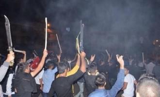 Γκρίζοι Λύκοι με χατζάρες και καραμπίνες σφάζουν Κούρδους
