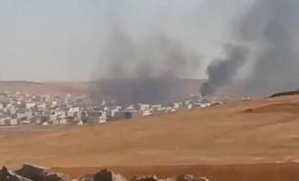 """Κομπάνι: """"Το Ισλαμικό Κράτος φέρνει ενισχύσεις για την τελική επίθεση"""""""