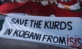 Δραματική έκκληση από Κομπάνι: Έχουμε χιλιάδες αμάχους, θα τους σφάξουν