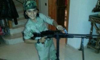 """Νεκρός 10χρονος τζιχαντιστής- ο """"νεότερος μάρτυρας"""" κατά τους Ισλαμιστές"""