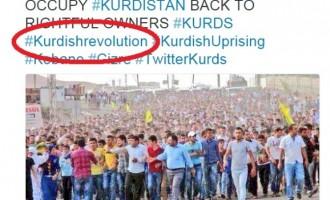 #Kurdishrevolution Οι Κούρδοι μιλάνε ανοιχτά για επανάσταση!