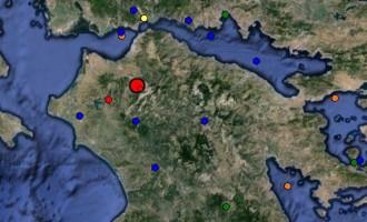 Σεισμός 4,8 Ρίχτερ στην Πάτρα