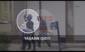 """ΒΙΝΤΕΟ – ΣΟΚ: Τούρκος αστυνομικός φωνάζει """"ζήτω το Ισλαμικό Κράτος"""""""