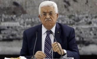 """Η παλαιστινιακή ηγεσία """"πάγωσε"""" τις επαφές της με το Ισραήλ """"σε όλα τα επίπεδα"""""""
