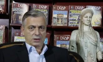 Ποιοι δεν είναι θαμμένοι στην Αμφίπολη και γιατί! (βίντεο)