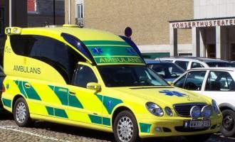"""""""Ελλάδα του βορρά"""" η… Σουηδία – Το ασθενοφόρο δεν έφθασε ποτέ"""